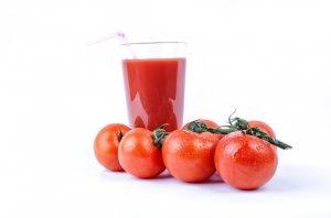 トマト、日焼け止め、効果、美白、何時、量、食べる
