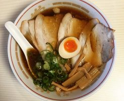 ベジ涼風麺