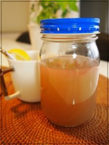夏の冷え予防に最適なジンジャーエールレシピ、つくれぽ100