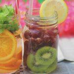 フルーツティーが爆発的人気!中の果物は食べる?食べないのがマナー?